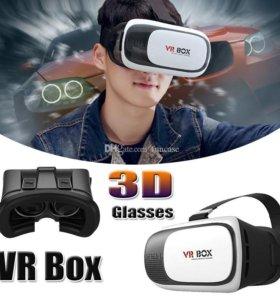 Очки виртуальной реальности для смарт-ов VR BOX