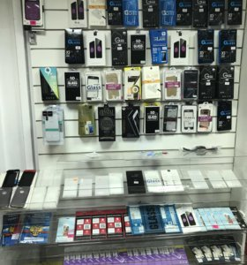 Защитные стекла на все iPhone и другие смартфоны