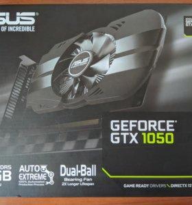 Asus GTX 1050