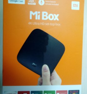 Тв приставка Xiaomi Mi Box