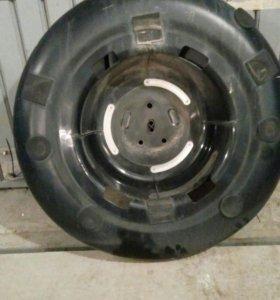 колпак запасного колеса toyota rav4(внутр.часть)