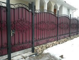 Кованые ворота 2.ковка