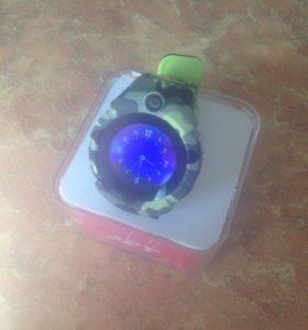 Умные детские часы со слежением