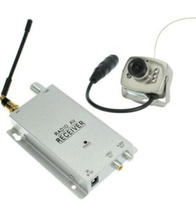 Отличный 1.2 G беспроводной комплект радио камеры