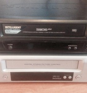 Видеомагнитофоны VHS