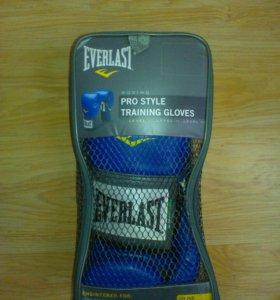 Боксерские перчатки (EverlasT)