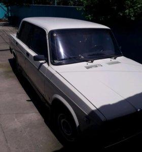 ВАЗ (Lada) 2107, 2000