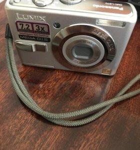 Фотоаппарат Panasonic DMC-LS70