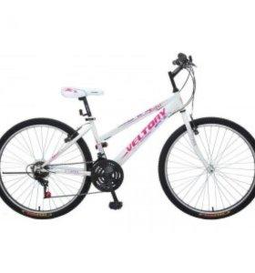 Велосипед Veltory (26V-201) белый