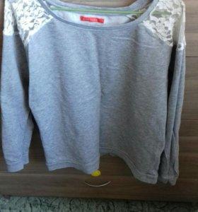 2 Кофты, пиджак, юбка и блузка 46-48