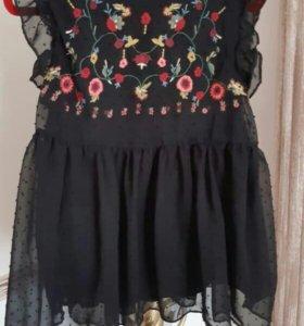 блузка крутая