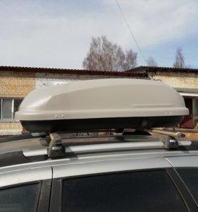 Автобокс 350 литров новый