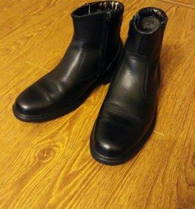 Зимние ботинки мужские 40 размер