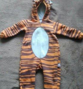 Детский комбинезон тигренок