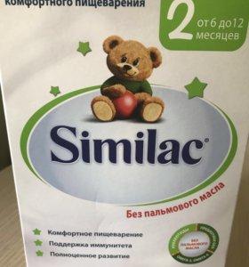 Молочная смесь Симилак 2