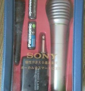 Микрофон Sony WM-308