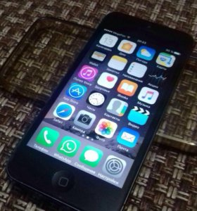 iPhone 5 (обмен)