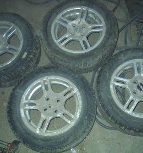 колёса на ваз R14