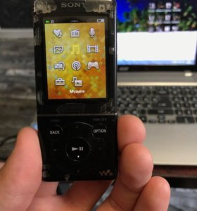 Плеер Sony NWZ-E573