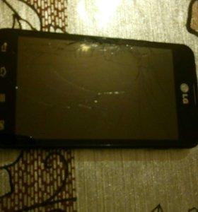 Смартфон LG -E455