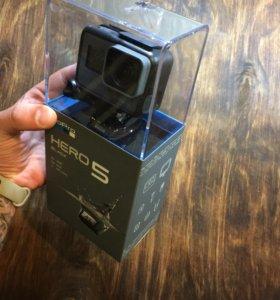 Экшн камера GoPro hero 5 black edition