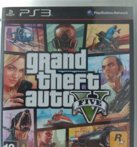 GTA 5 Sony PS3