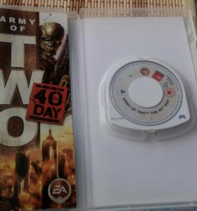 Диск на PSP