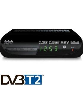 BBK Цифровой телевизионный ресивер SMP022HDT2
