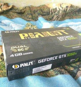 Palit geforce gtx 1050 ti dual oc 4096m