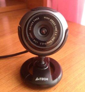 Продам веб-камеру A4Tech