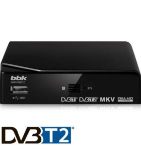 BBK цифровой телевизионный ресивер SMP015HDT2