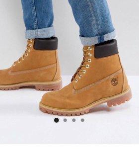 Новые классические ботинки Timberland 42 размер