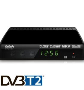 BBK Цифровой телевизионный ресивер SMP021HDT2