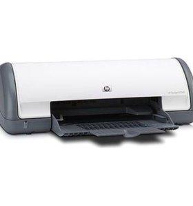 Струйный принтер HP Deskjet D156