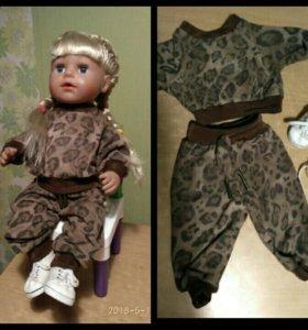 Костюм для куклы Baby born (Бэби борн)