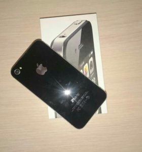 iPhone 4s чёрный