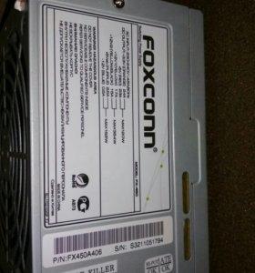 Блок питания Foxconn 450w новый