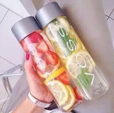 Бутылка voss