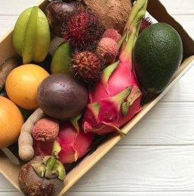Подарочные наборы фруктов