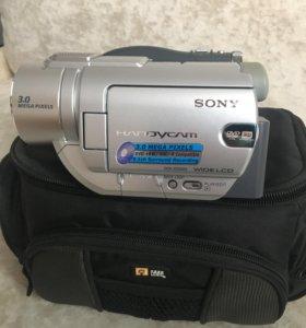 Видеокамерам Sony DCR-DVD805E