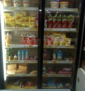 Холодильно_морозильное оборудовани срочно недорого