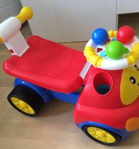 Каталка автомобиль детский
