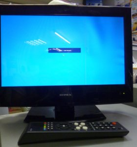 ЖК-телевизор supra STV-LC1515W (диагональ 38 см)