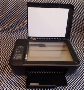 Мфу HP 2516 струйный