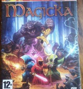 Диск игры Magicka на ПК
