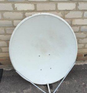 Тарелка для спутникового ТВ