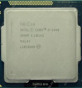 Процессор LGA1155 Intel Core i5-3450