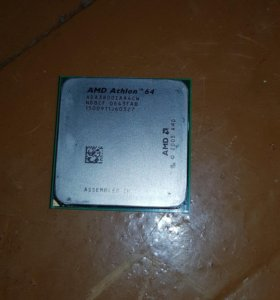 AMD Athlon 64 3800+ вместе с кулером