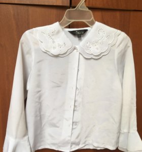Блузка в школу 115-135