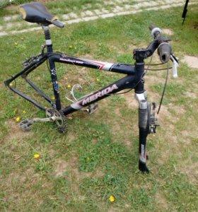 Велосипед мерида калахари 530 под восстановление